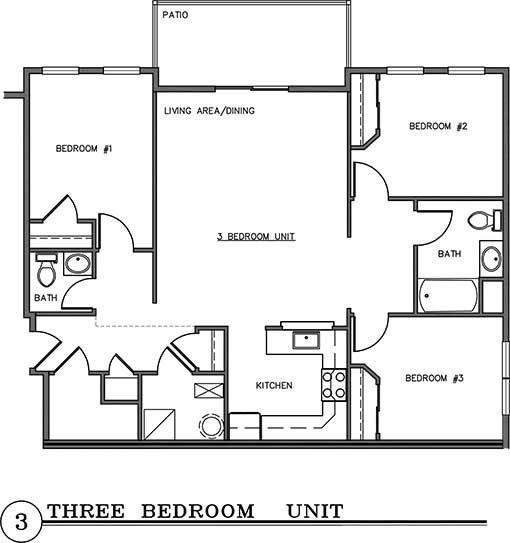 Princeton Court Apartments: Cranbury Housing » Applewood Court