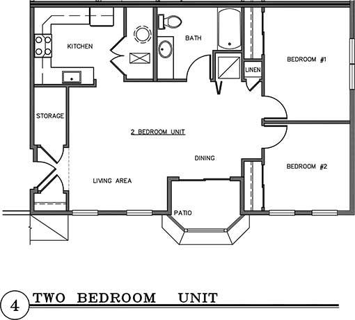 Applewood Apartments: Cranbury Housing » Applewood Court