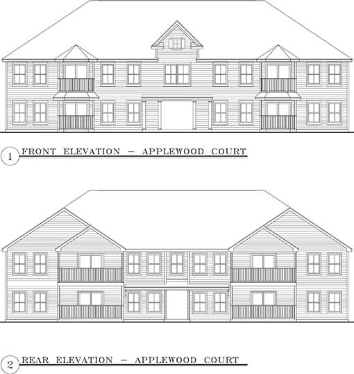 Applewood Court Apartments Cranbury Nj